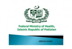 Federal Ministry of Health, Islamic Republic of Pakistan