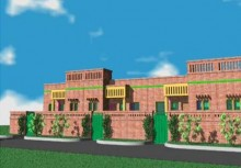 ECIL - Projects - Master Planning of 20,570 Acres for Taiser Town